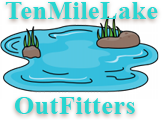 Ten Mile Lake Out Filters
